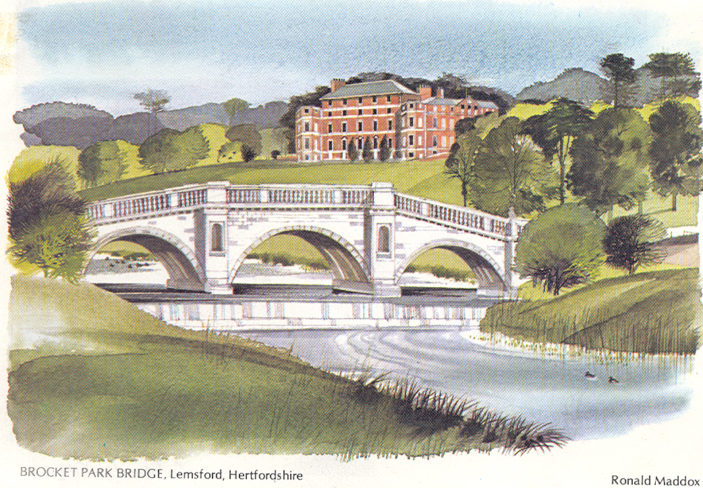 Brocket Hall, Lemsford | Ronald Maddox
