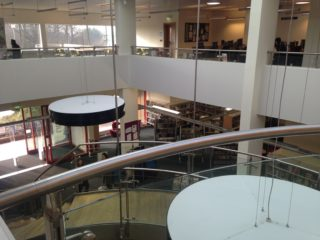 Campus West Library re-opens