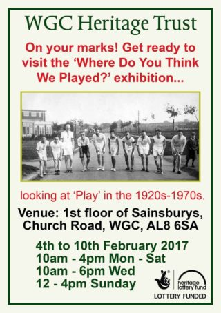 Where Do You Think We Played ? - Exhibition