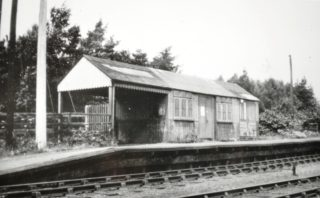 Welwyn Garden City Halt | Hertfordshire Archives and Local Studies