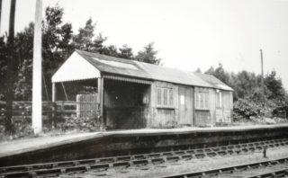 Welwyn Garden City Halt   Hertfordshire Archives and Local Studies