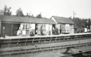 Welwyn Garden City Halt and Station 1926 | Hertfordshire Archives and Local Studies