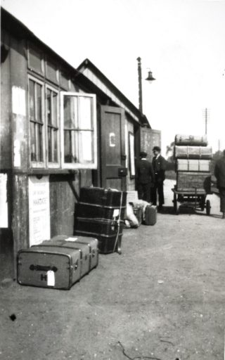 Welwyn Garden City Halt and Station 1926   Hertfordshire Archives and Local Studies