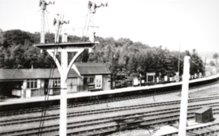 Welwyn Garden City Halt and Platform | Hertfordshire Archives and Local Studies