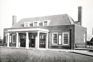 Station booking hall 1926   Hertfordshire Archives and Local Studies