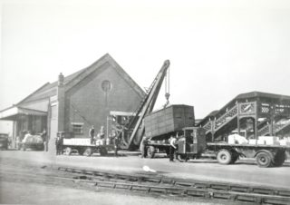 Freight Depot   Hertfordshire Archives and Local Studies