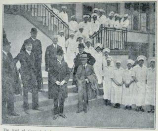 Opening of Shredded Wheat Factory 1926   Welwyn Garden City News