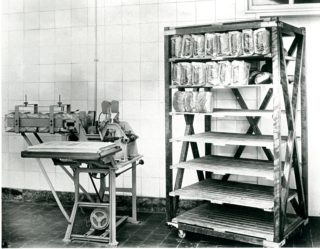 Inside the Bakery | Hertfordshire Archives and Local Studies, Library photo collection