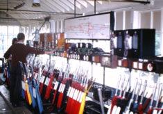 1970's railway resignalling and electrification