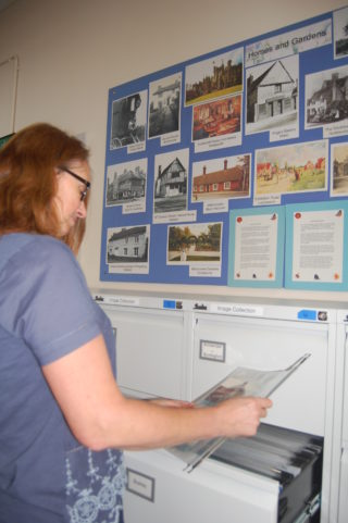 Community Exhibition for Welwyn Garden City's Centenary
