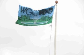 The WGC Centenary Flag