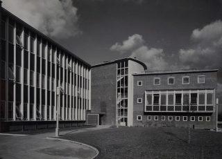 Photograph of ICI Plastics Division c1957 | Bedford Lemere & Co (Hertfordshire Archives & Local Studies ref CNT/WH/11/1/2/3/24)