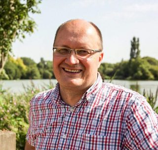 Photograph of Michal Swieniak
