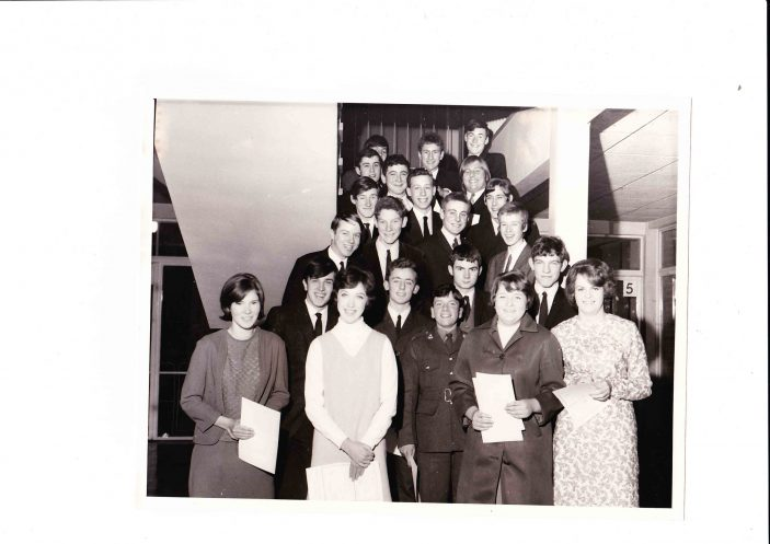 Group Photograph, Howard School, 1966 | Adrian States
