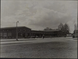 Hall Grove in the 1960s