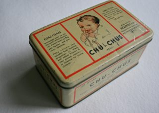 Chu-Chu's Tin | P Smith