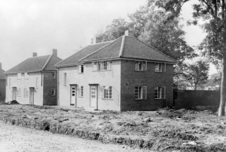 1000th House, 134 Lidwick Way, Welwyn Garden City | Hertfordshire Archives and Local Studies
