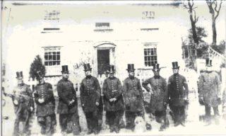 Hatfield Police station, c. 1870-1875 | Welwyn Hatfield Museum Service