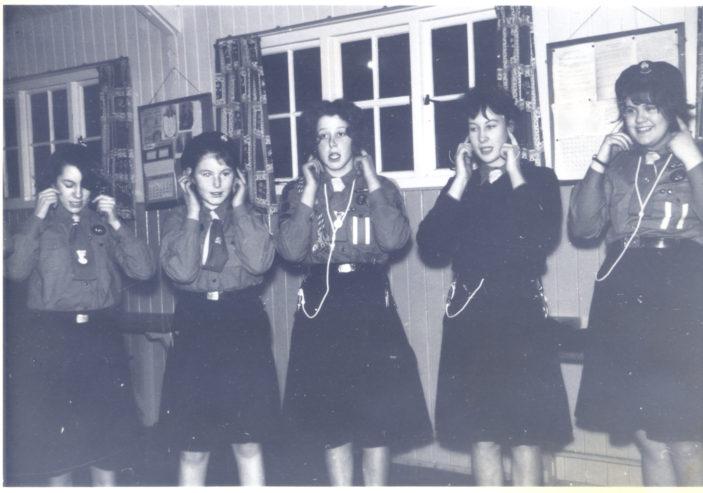 Girls Guides Celebration