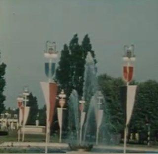 The Coronation Fountain - still from the film | John Chear