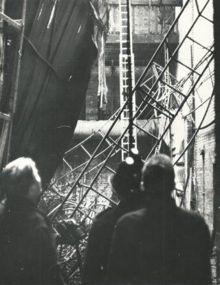 Damage back stage | Welwyn Times