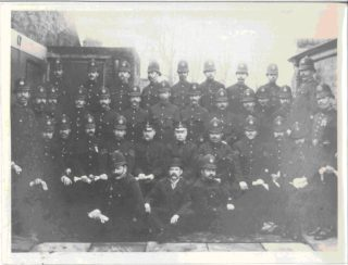 Hatfield Police (date unknown) | Welwyn Hatfield Museum Service