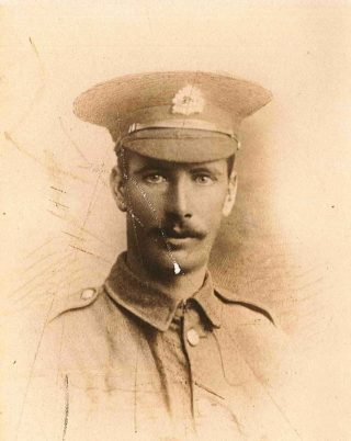 Private Frederick Hooker | Mill Green Museum
