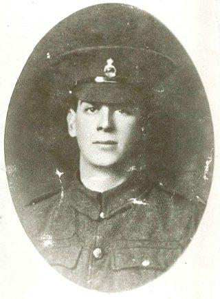 Private Frederick Cooper | Mill Green Museum