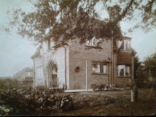 Unidentified house | Welwyn Garden City Library