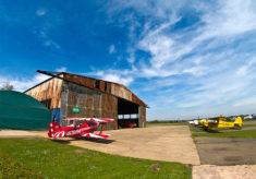 Panshanger Airfield