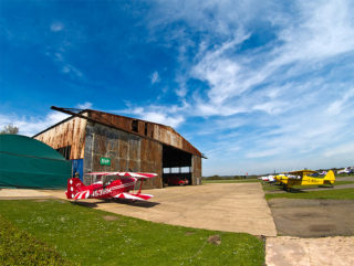 Panshanger Airfield | Bill Martin