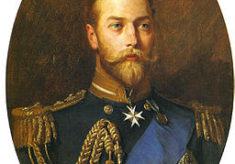 The Last Tribute to King George V