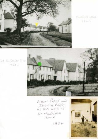 Appendix C pictures of 61 Handside Lane