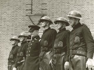 Auxilliary Fire Service 1939 | Mill Green Museum