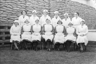 Air raid precautions & ARP first aid station Peartree Lane 1939-1945 | Hertfordshire Archives and Local Studies