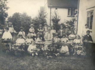 Alexandra Rose Day | Welwyn Garden City Library