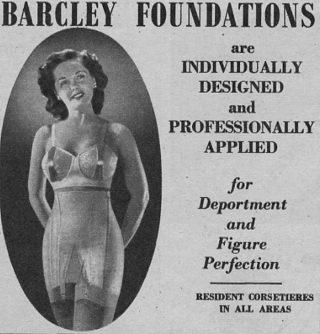 Barcley Corsets