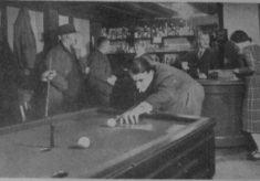 Bar Billiards at a Lemsford Inn