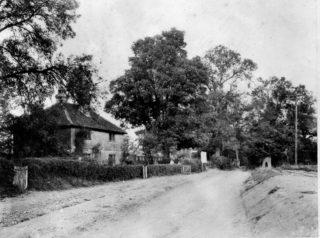 Handside Corner, c1920 | Hertfordshire Archives and Local Studies