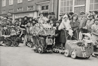 Coronation parade | Hertfordshire Archives and Local studies