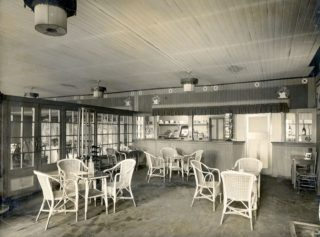 The Cherry Tree restaurant, 1930s | Hertfordshire Archives & Local Studies