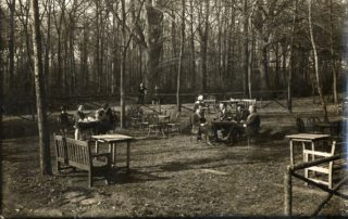 The Cherry Tree gardens | Hertfordshire Archives and Local Studies