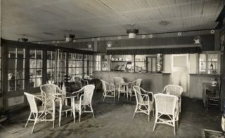 The interior of the old Cherry Tree | Hertfordshire Archives and Local Studies