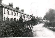 Memories of Welwyn Garden City in the 1950s and 1960s