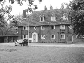 Cottage Hospital in Church Road