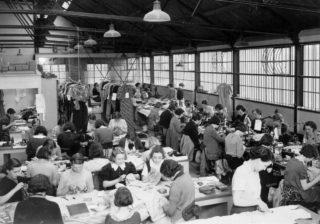 Cresta Silks Broadwater Road factory
