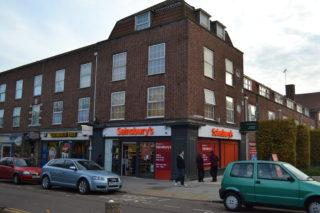 The temporary store in Howardsgate | Robert Gill