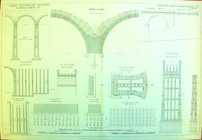 Digswell Viaduct, [DE/Gr/27] | Hertfordshire Archives and Local Studies