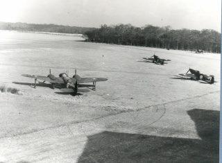 Decoy aircraft at Panshanger   BAE SYSTEMS