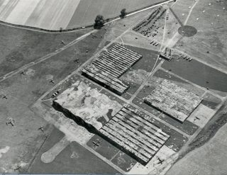 Decoy Factory at Panshanger   BAE SYSTEMS
